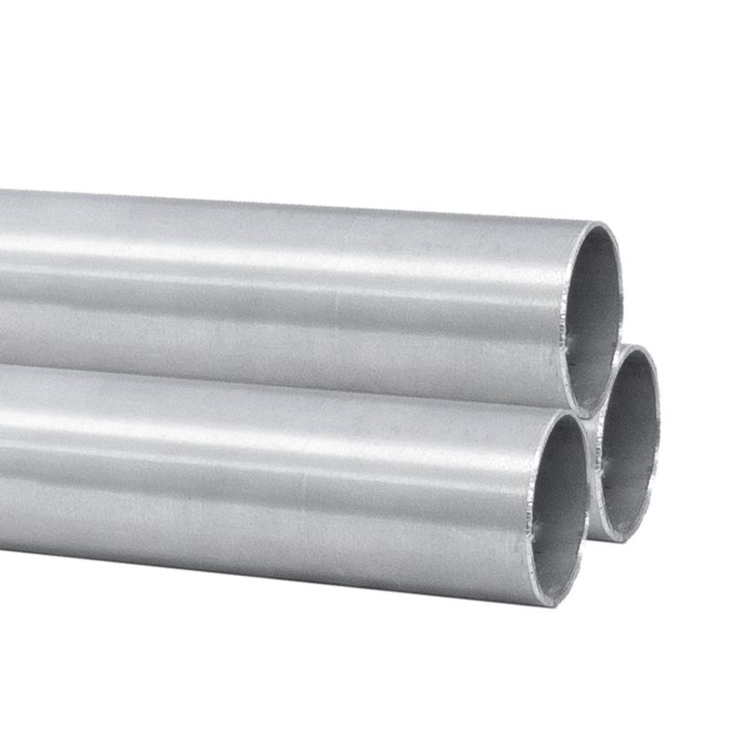 L/änge 25mm Edelstahl Rundrohr V2A /Ø 42,4x2mm K240 2,5cm auf Zuschnitt