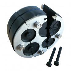 Ringraumdichtung Zwiebelring-System DN100