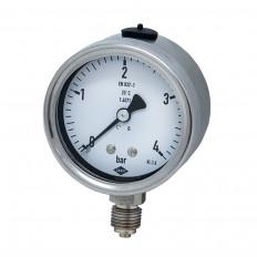 Edelstahlmanometer Ø 63 mm