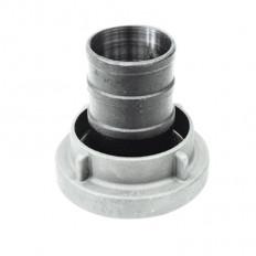 Saugkupplung - Aluminium