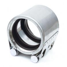 Rohrkupplung FLEX Eco, Verschluß und Gehäuse Edelstahl V4A