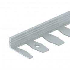 Fliesenschiene Flexprofil Edelstahl 3D-poliert 2,5m