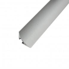 Fliesenschiene Inliner Alu Silber eloxiert 3m