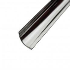 Fliesenschiene Inliner Edelstahl 3D-poliert 3m
