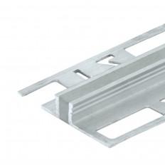 Fliesenschiene Dehnfugenprofil Aluminium 2,5m